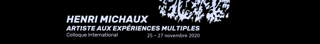 Colloque Michaux 2020