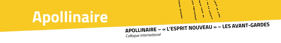 Colloque Apollinaire