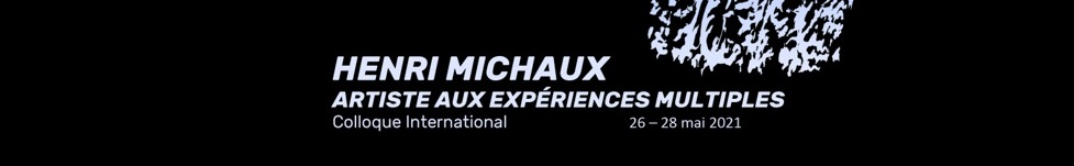 Colloque Michaux 2021